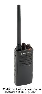 Motorola RDV2020 MURS Radio