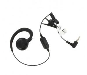 Motorola Bluetooth Swivel Earpiece with Inline Mic