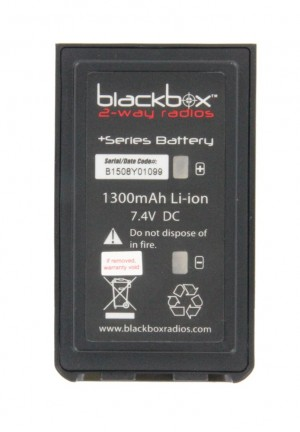 BlackBox+ Standard Li-ion Battery