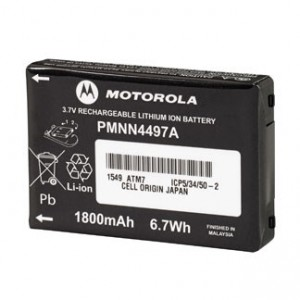 Motorola CLS Series Lithium Ion Battery (PMNN4497)