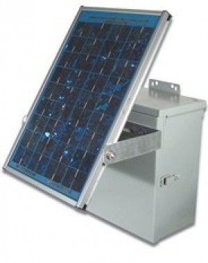 Ritron RSS-100 Solar Power System