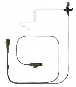 Vertex Standard MH-102A4B 2 Wire Surveillance Kit