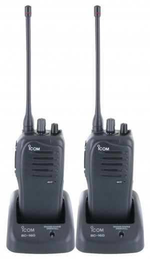 Icom F4011 Two Pack