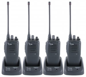Icom F4011 Four Pack