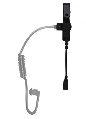 Impact Gold Series AT2 Quick Disconnect Surveillance Earpiece