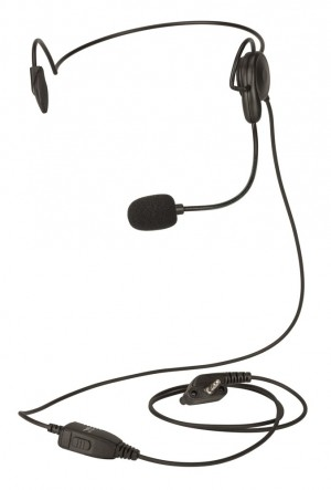 Vertex Standard VH-150A Behind the Head VOX Lightweight Headset