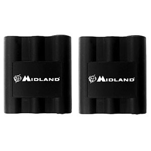 Midland AVP7 Rechargeable Battery Packs