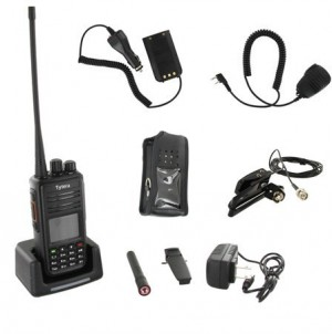 Digital Ham Radio DMR Starter Kit - HT