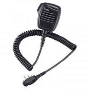 Icom HM-159LA Heavy Duty Speaker Microphone w/ Alligator Clip