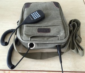 Leixen Shoulder Bag for VV-898S/SP Back Pack Radios