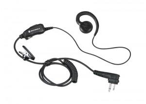 Motorola Swivel Earpiece w/PTT (HKLN4604)