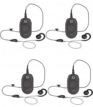Motorola CLP1040 Radio Four Pack