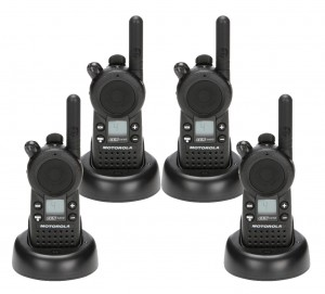 Motorola CLS 1410 Radio Four Pack