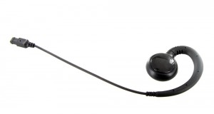 XLT EB310-SN C-Ring Earpiece for Snap Series