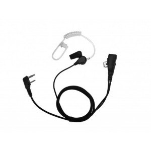 Impact Silver Series Surveillance Earpiece (S1W-AT3)