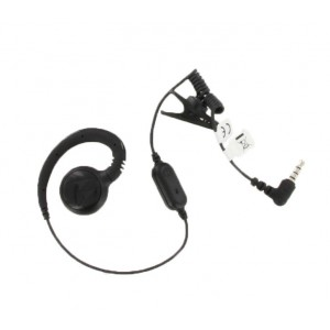 Motorola Bluetooth Swivel Earpiece with Inline Mic