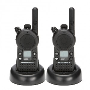 Motorola CLS1110 Radio Two Pack