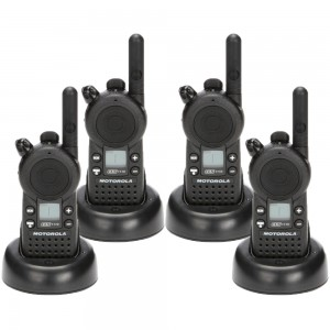 Motorola CLS1110 Radio Four Pack