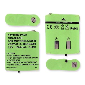 Empire 3.6V 1500mAh NIMH Battery (KEBT-071-B)