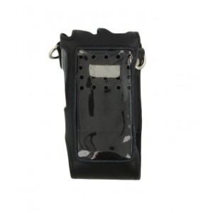 Wouxun Leather Case For KG-805, KG-UV6D, and KG-UVD1P Radios