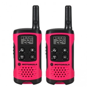 Motorola TALKABOUT T107 Two Way Radios