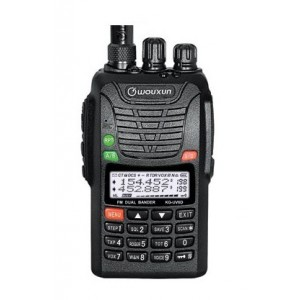 Wouxun KG-UV6D V2 Two Way Radio (136-174/420-520)