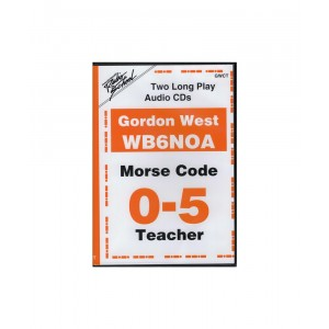 Morse Code Teacher - CW Refresher Course (for 0-5 wpm)