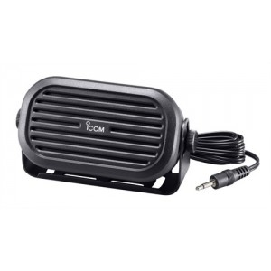 Icom SP-35 5W External Speaker w/3.5mm Speaker Jack and 2m Cable