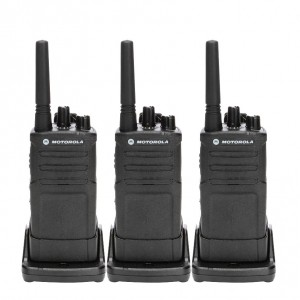 Motorola RM RMU2080 Radio Three Pack