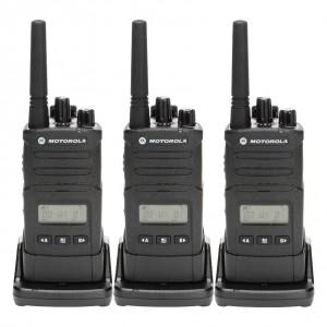 Motorola RM RMU2080d Radio Three Pack