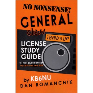 No Nonsense License Study Guide - General Class