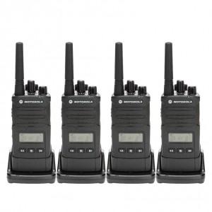 Motorola RM RMU2080d Radio Four Pack