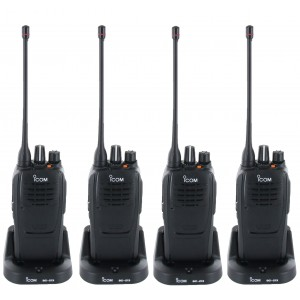 Icom F2000 Four Pack