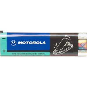 Motorola NiMH Rechargeable Battery (53871)