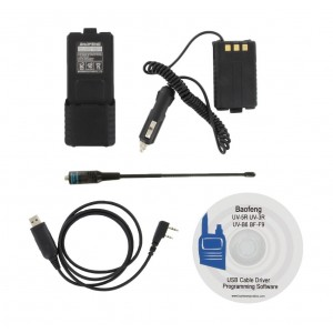 Baofeng UV-5R Essentials Accessory Kit