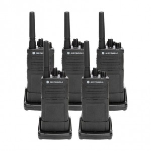 Motorola RM RMU2080 Radio Five Pack