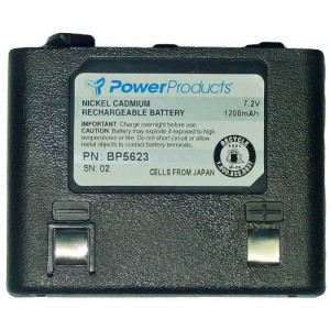 Power Products 7.2V / 1200 mAh / NiCd Battery (KNB3)