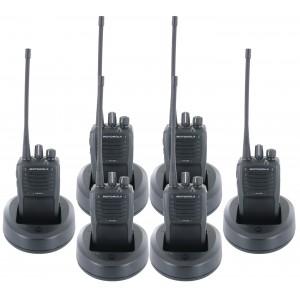 Motorola VX-261 Radio Six Pack
