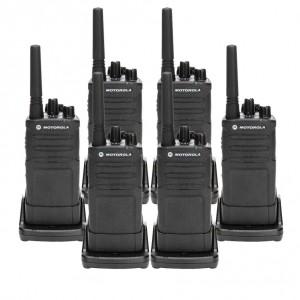 Motorola RM RMU2080 Radio Six Pack