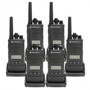Motorola RM RMU2080d Radio Six Pack