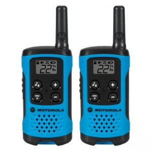 Motorola TALKABOUT T100 Two Way Radios