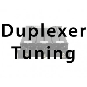 Mobile Duplexer Tuning/Programming Service