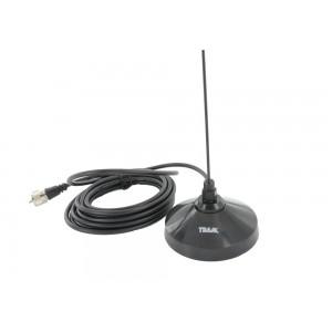 Tram Quarter Wave Magnet Kit (12ft. / UHF / 136-512 MHz / Black)