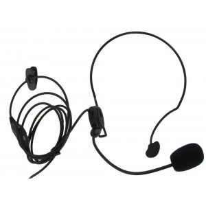XLT HS225 Headset with Boom Mic