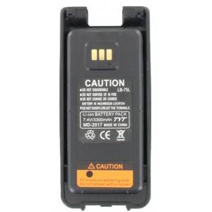 TYT High Capacity Battery Pack for MD-2017 DMR Radio (3300 mAh)
