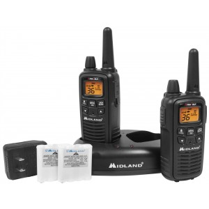 Midland LXT600VP3 Two Way Radios With Charger
