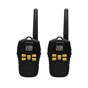 Olympia R100 Two Way Radio Value Pack