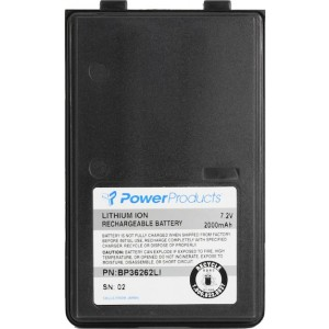 Power Products 7.2V / 2200 mAh / Li-Ion Battery (FNB-V62LI)