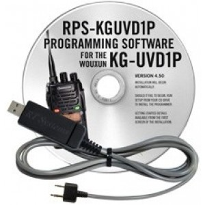 RT Systems Programming Software and Cable For Wouxun KG-UVD1P
