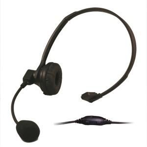 XLT HS150-S8 Lightweight Headset (PTT / VOX)